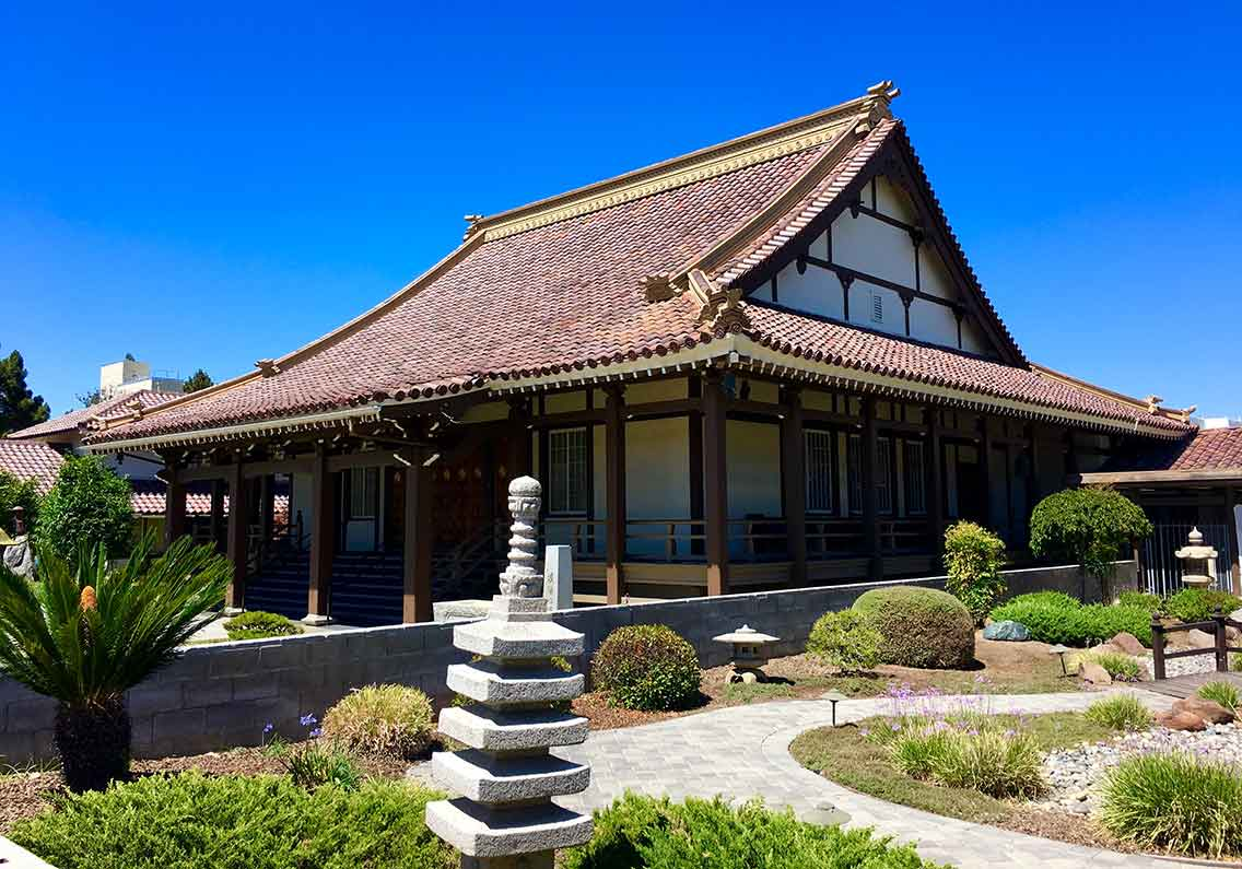 Buddhist Temple Japan Town